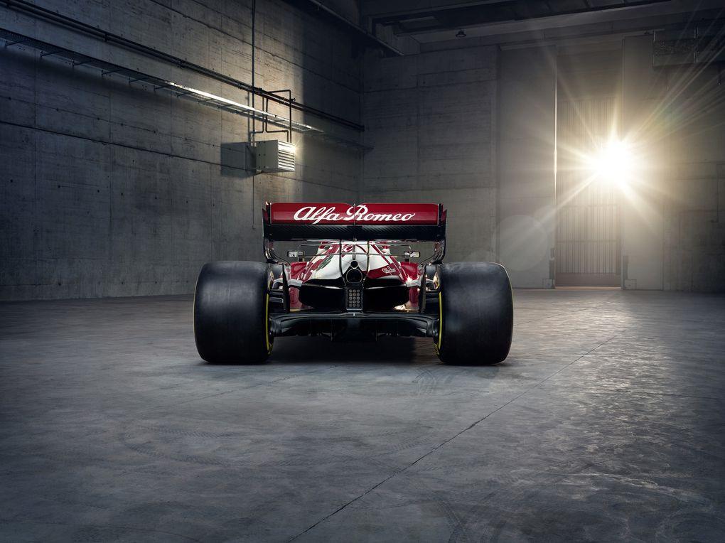 L'intriguant nouveau sponsor d'Alfa Romeo