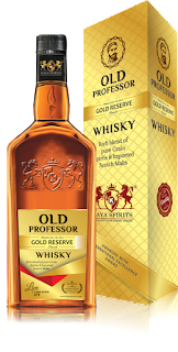 Old Professor Whisky Challenges the Market Share of Blenders Pride & Royal Challenges