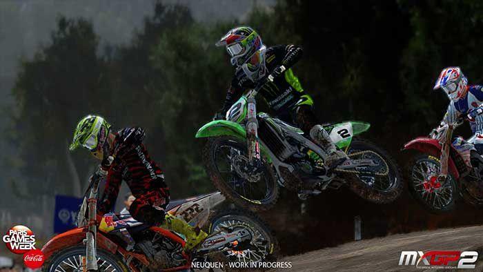 Au cœur du motocross de MXGP 2 nouveau trailer est disponible