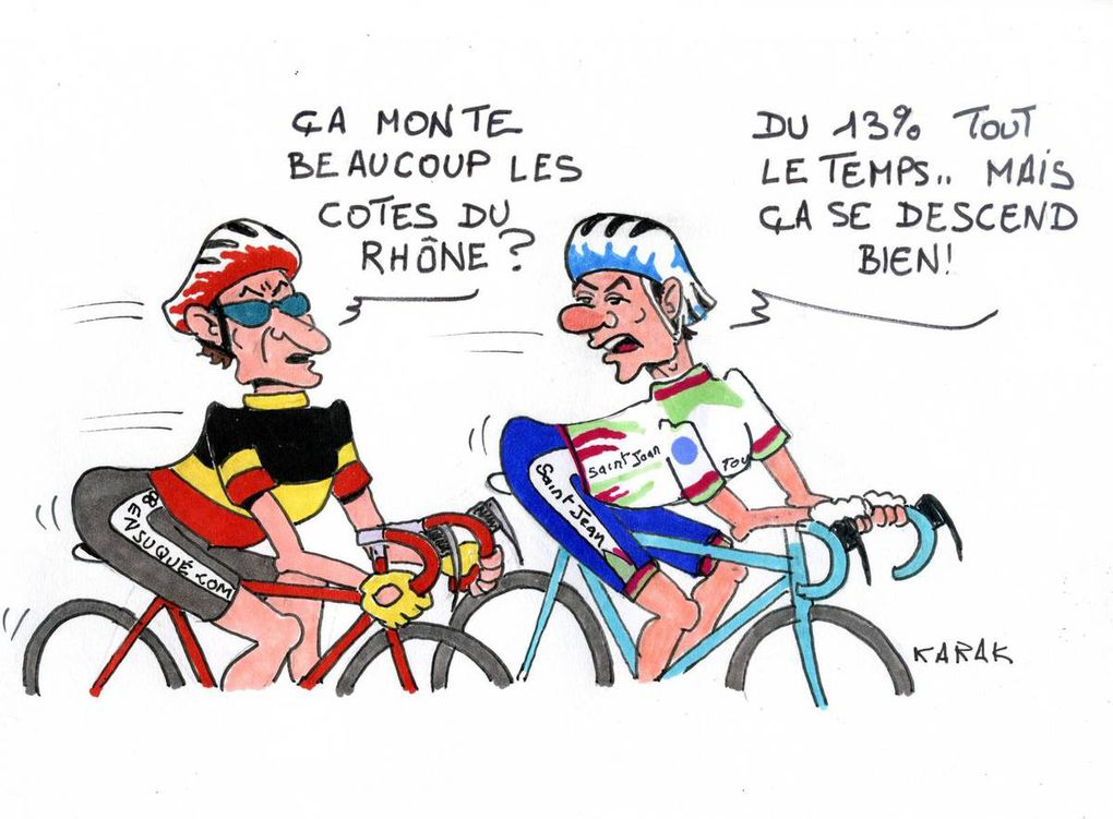 Humour cyclo.. Best of