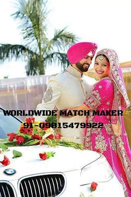 SIGN IN TO JATSIKH MARRIAGE BUREAU 91-09815479922 WWMM