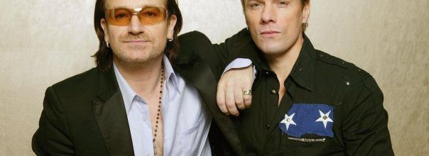 BONO ET LARRY MULLEN jr