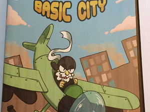 Bomb on Basic City en vente sur Megadrive !