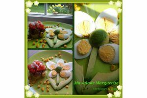 Ma salade Marguerite