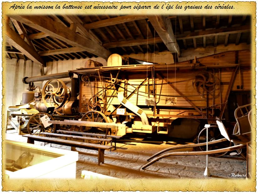 Balade dans les MAUGES - Musée des métiers