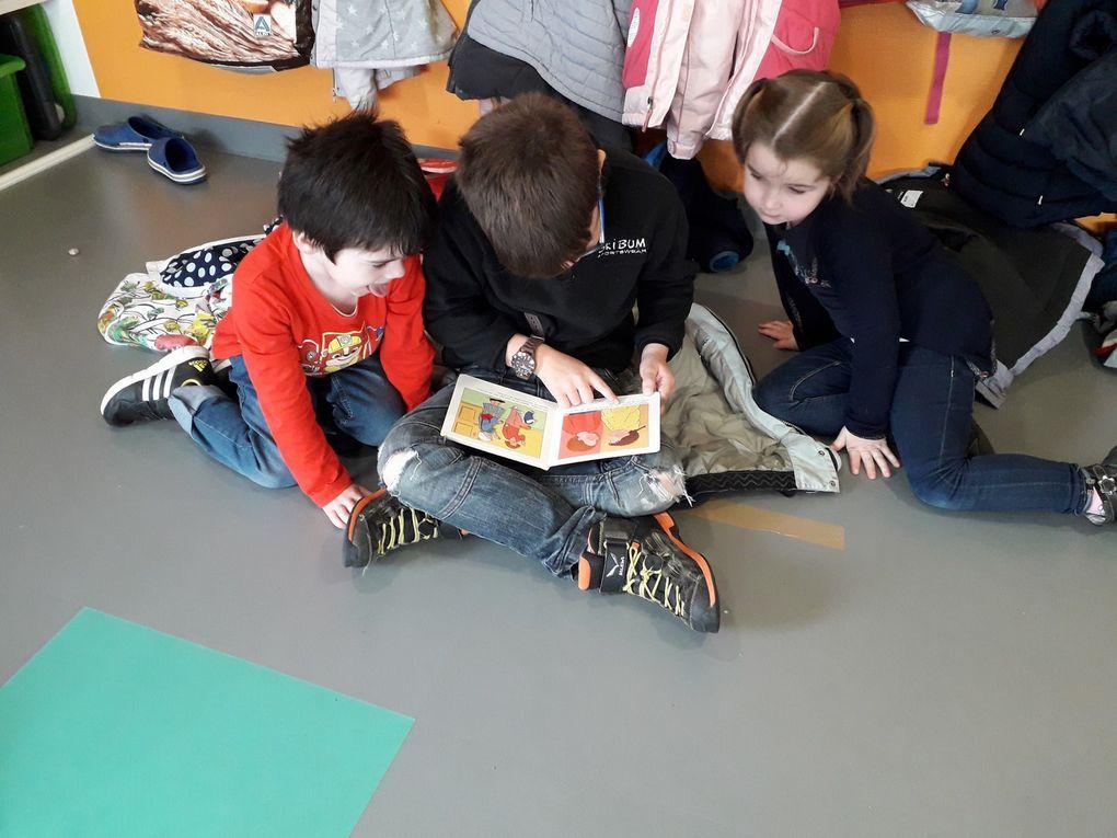 Lecture en maternelle