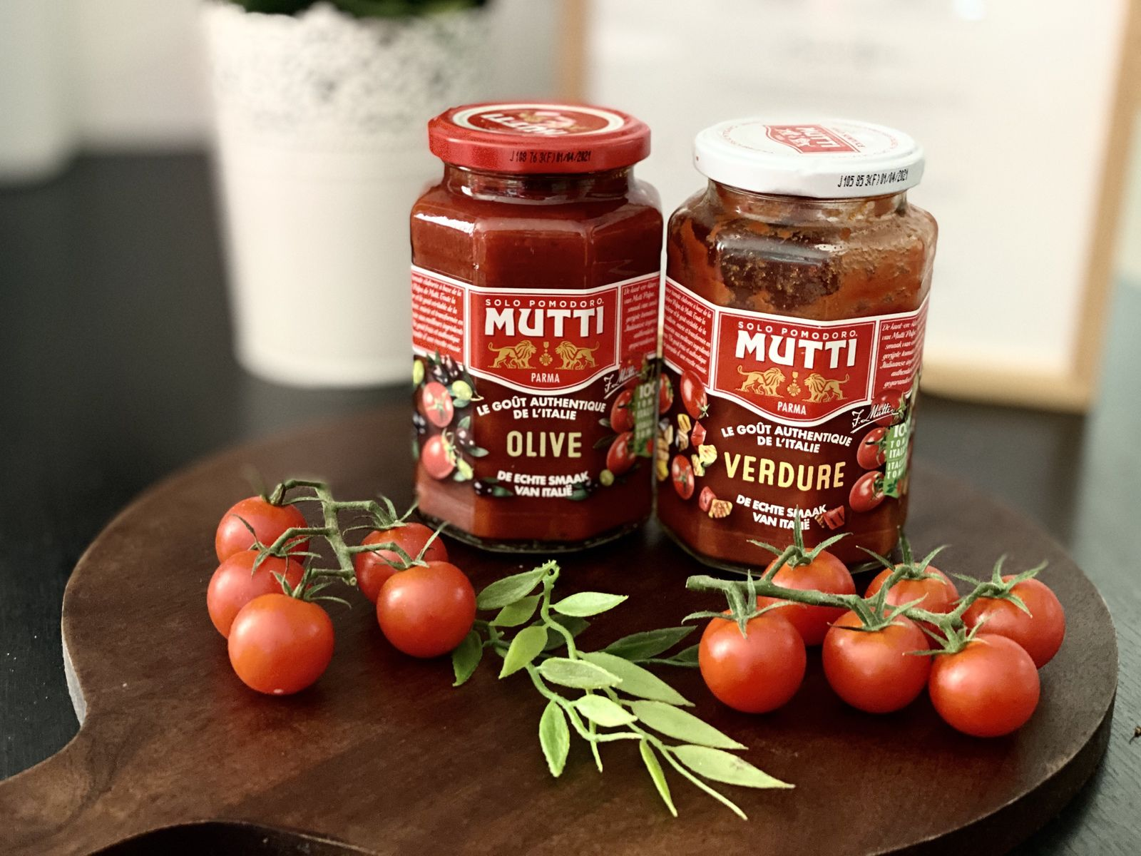 Sauces tomates MUTTI
