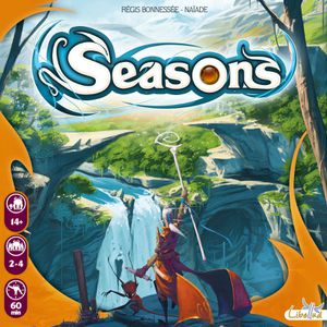 Seasons de Régis Bonnessée (2012 - Editions Libellud)