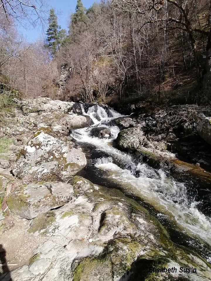 Gorge de L'Arzon