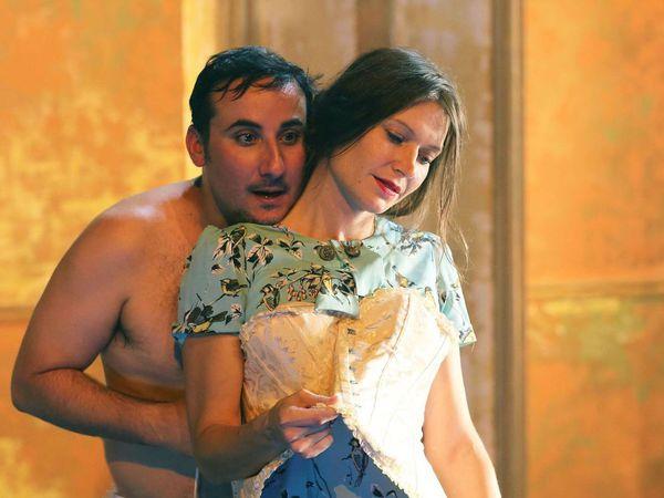 AGATHA de Marguerite Duras - mise en scène Hans Peter Cloos