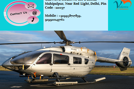 Hi-Tech Security at Nominal Cost by Vedanta Air Ambulance Service from Mumbai with MBBS Team
