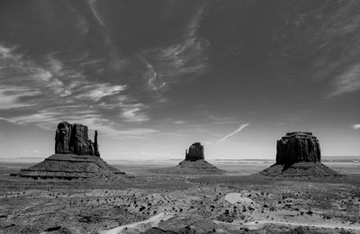 Monument Valley N&B