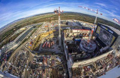 L'avenir de la fusion nucléaire se joue en France avec le tokamak : ITER
