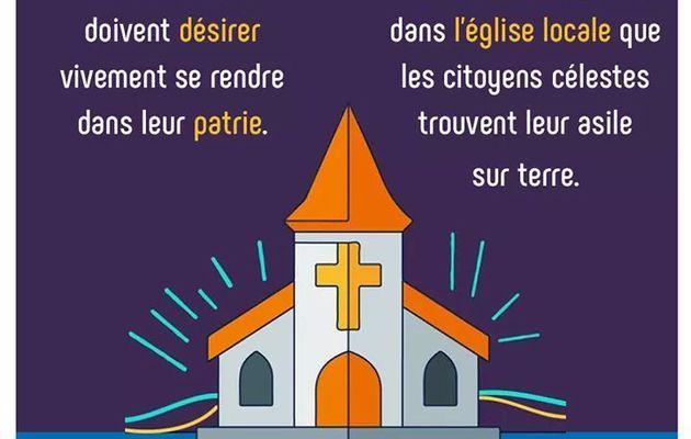 #Image de la semaine : L'église locale !