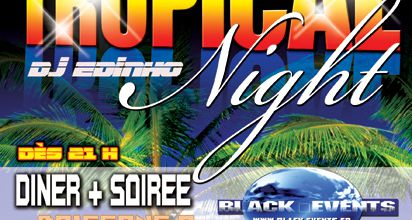 02/08/14 - Tropical Night - Marseille