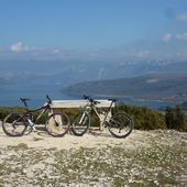 Direction les basses gorges du Verdon !!! (4/03/2012) - VTT a 2