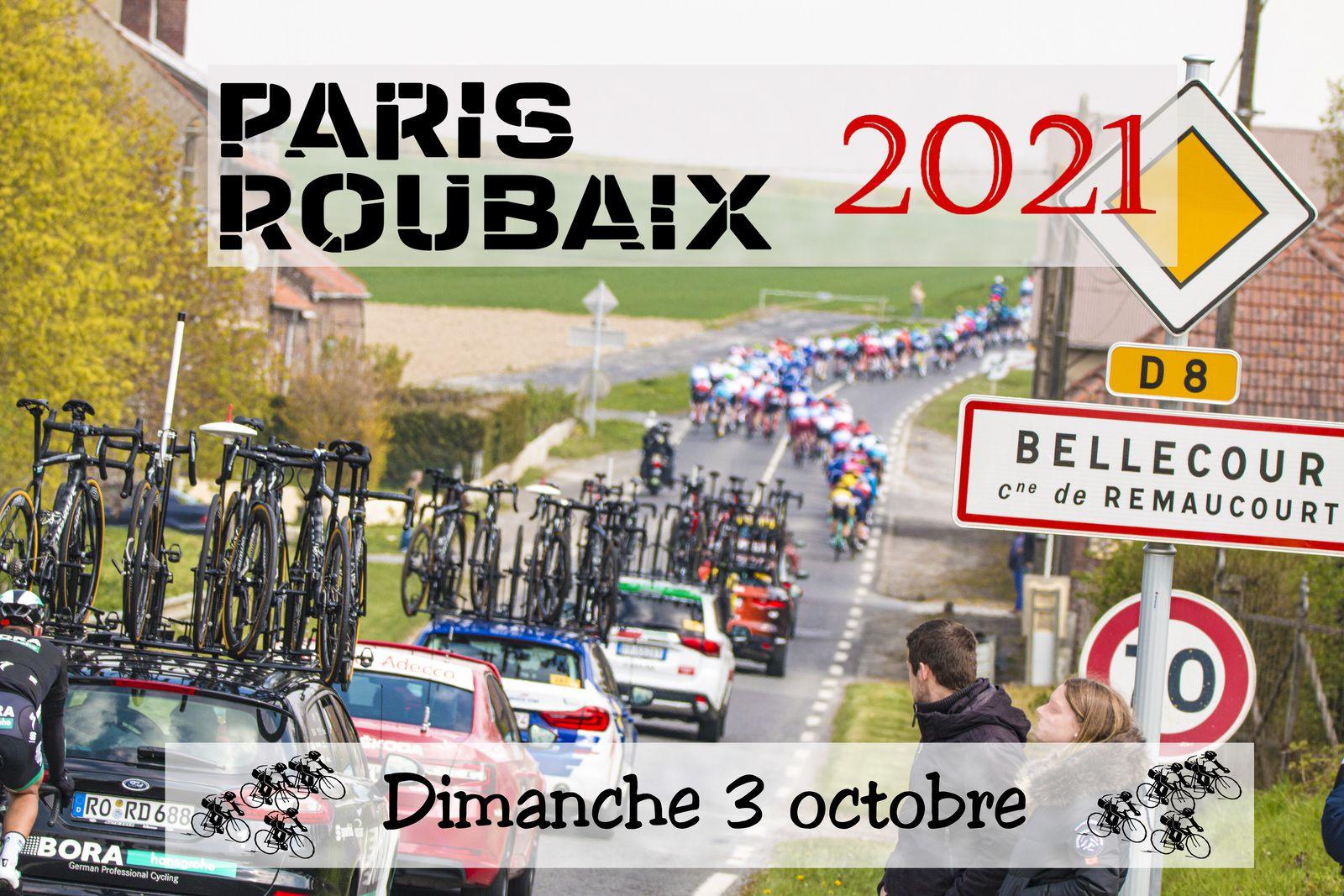 Paris-Roubaix : c'est dimanche !