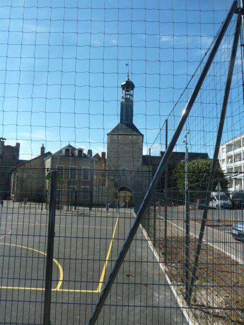 Voici les aménagements du Tunnel-Château et le skate-park