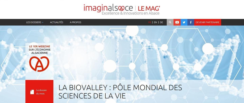 Le Webzine digital de l'Alsace