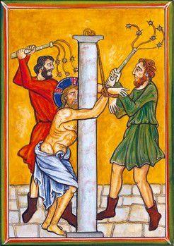 flagellation de Jésus