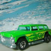 55 ALIVE CHEVROLET NOMAD HOT WHEELS 1/64 - ALIVE 55 - car-collector.net