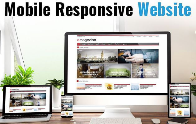 Which Should I Choose Between a Mobile Web Design a Responsive Website?