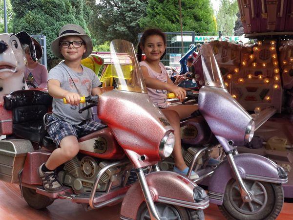 Jean Zay - sortie Parc Barbieu - 21 juillet