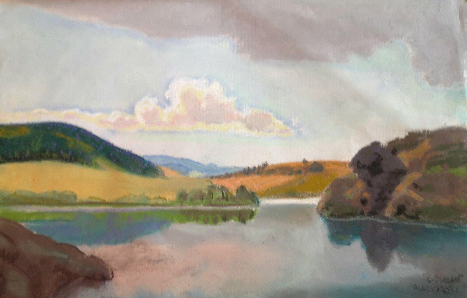 Paul ALLOUARD-CARNY (1884-1961)