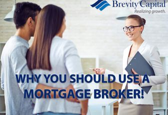 Why You Should Use A Mortgage Broker!
