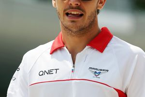 Marussia conserve Jules Bianchi pour 2014
