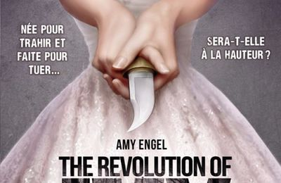 The book of Ivy tome 2 : The revolution of Ivy / Amy Engel