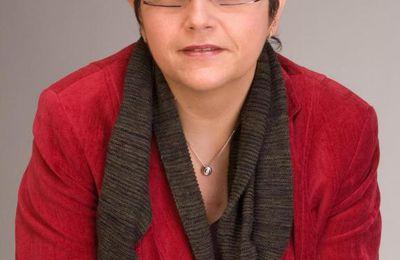 Carine-Laure Desguin vient d'obtenir le prix de la musicalité