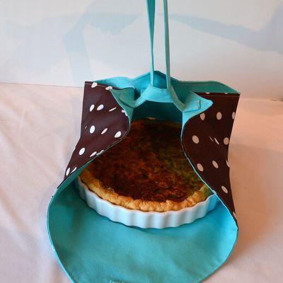 "Tuto sac à tarte de ""La Chouette Bricole"""