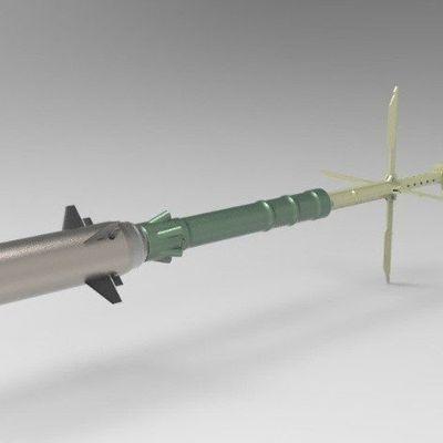 Nouvelles munitions chinoises à guidage laser ou infrarouge pour le RPG-7