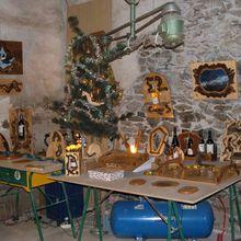 L'exposition pour le téléthon 2007