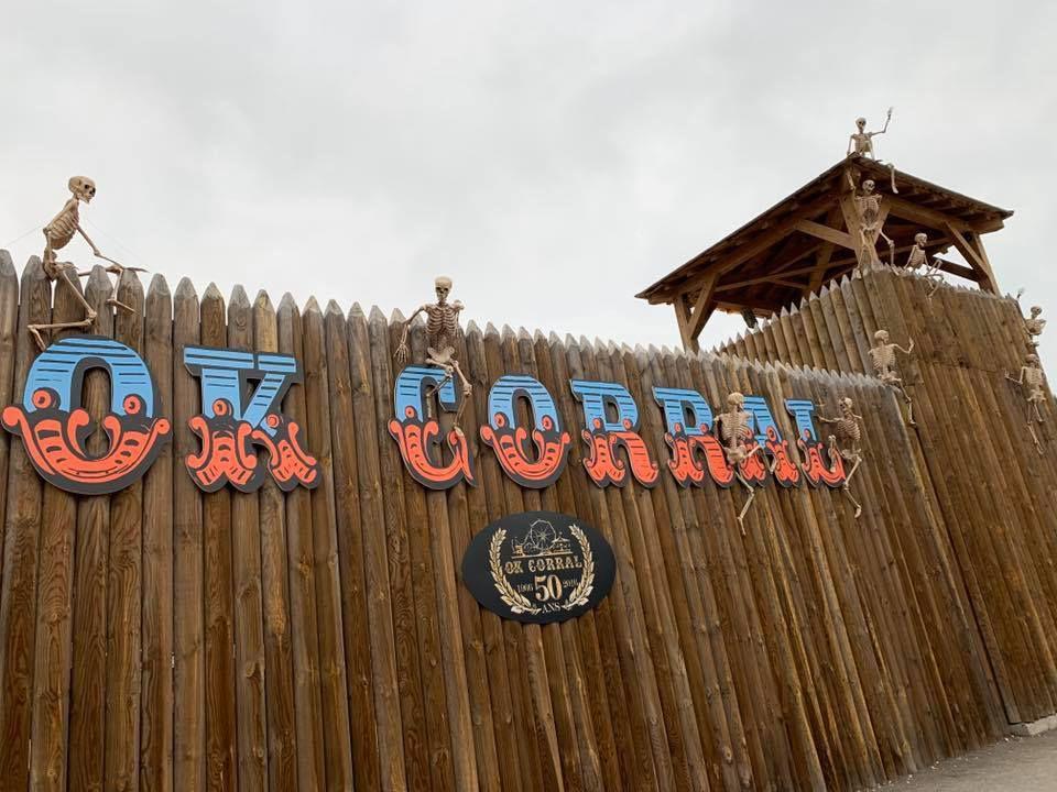 La Parkothèque: OK Corral