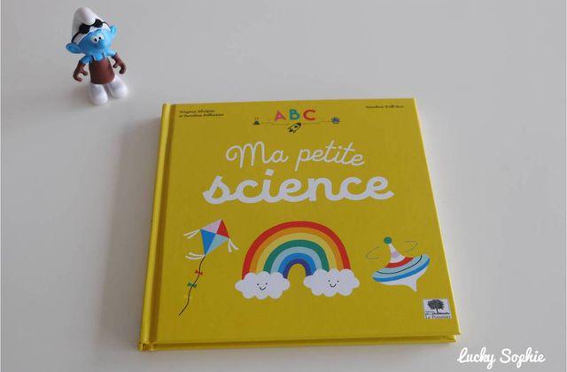 Un abécédaire des sciences pour les petits