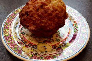 Muffins énergie céréales et graines