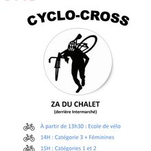 Liste des engagés cyclo-cross de BROONS