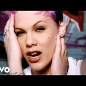 P!nk - You Make Me Sick (Official Video)