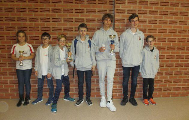 Championnat du Haut-Rhin à Merxheim , 5-6 Octobre 2019.