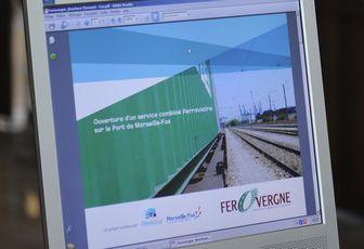 GPMM : lancement d'une liaison ferroviaire avec l'Auvergne