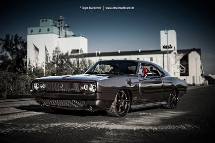 Dodge Charger 1970GTS/R