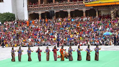 The Festivals to Witness in Bhutan and Be With Authentic Bhutan Tours