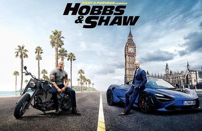 FAST & FURIOUS Hobbs & Shaw - Bande Annonce VF