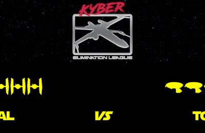 Kyber Elimination League, season 6, round 4: Nébal (First Order) vs Totem (Separatists) (battle report in English)