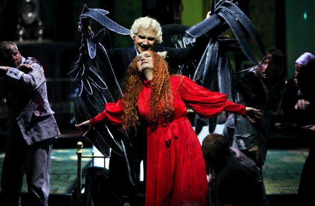 Ce samedi, Parsifal en direct du Festspielhaus de Bayreuth.