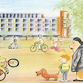 Corbu comme Le Corbusier | La Joie de lire