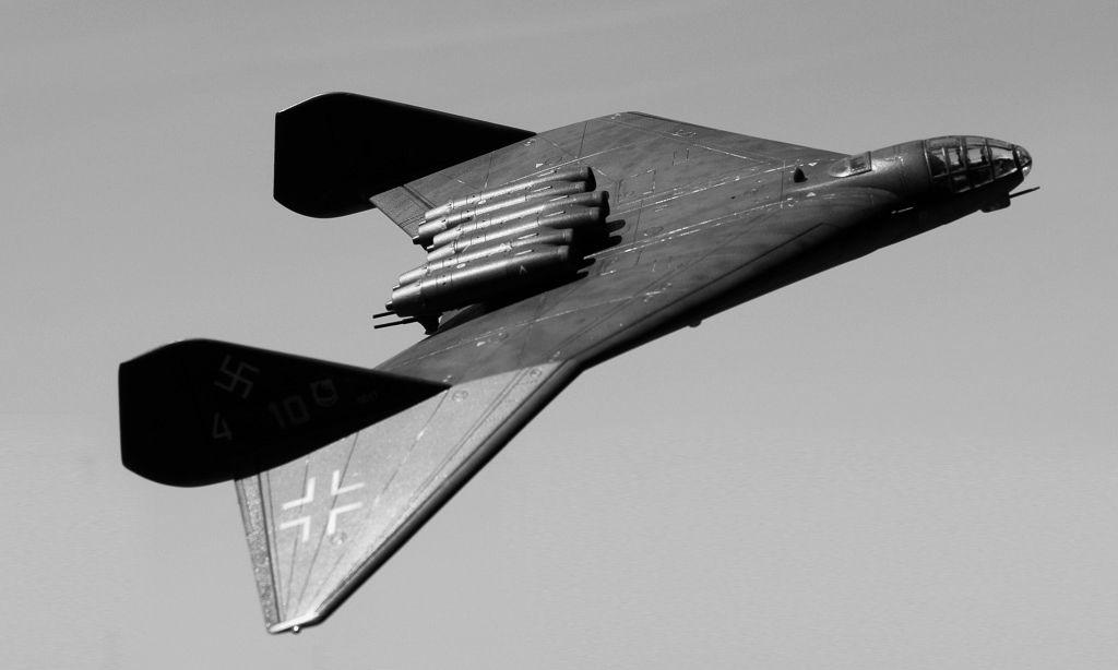 Avion stratosphérique Arado Ar-E 555