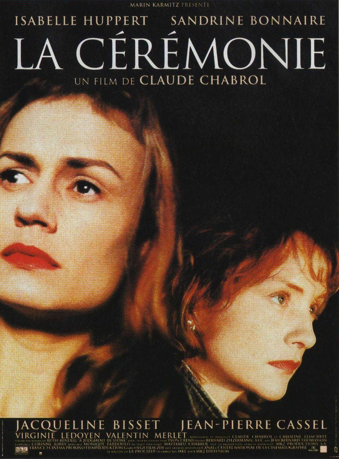 Une belle collection Claude Chabrol dès la mi-février sur Netflix.